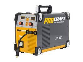 Інверторний зварювальний напівавтомат Procraft industrial SPI320
