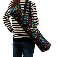 Сумка-чехол для коврика (мата) для йоги и фитнеса OSPORT Yoga bag fashion (FI-6011)