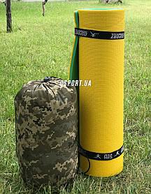 Коврик туристический (каремат в палатку и под спальный мешок) OSPORT Tourist 10мм (FI-0082)