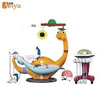 Стоматологическая установка AY-215D3, для детского приема
