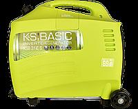 Інверторний генератор Könner&Söhnen BASIC KSB 31iE S, фото 1