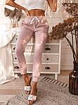 Женские штаны, креп - дайвинг, р-р 42-44; 44-46 (фрезовый), фото 3