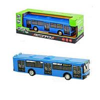 Троллейбус / Автобус инерционный