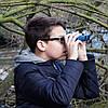 Бинокль Bresser Topas 10x25 Blue, фото 5