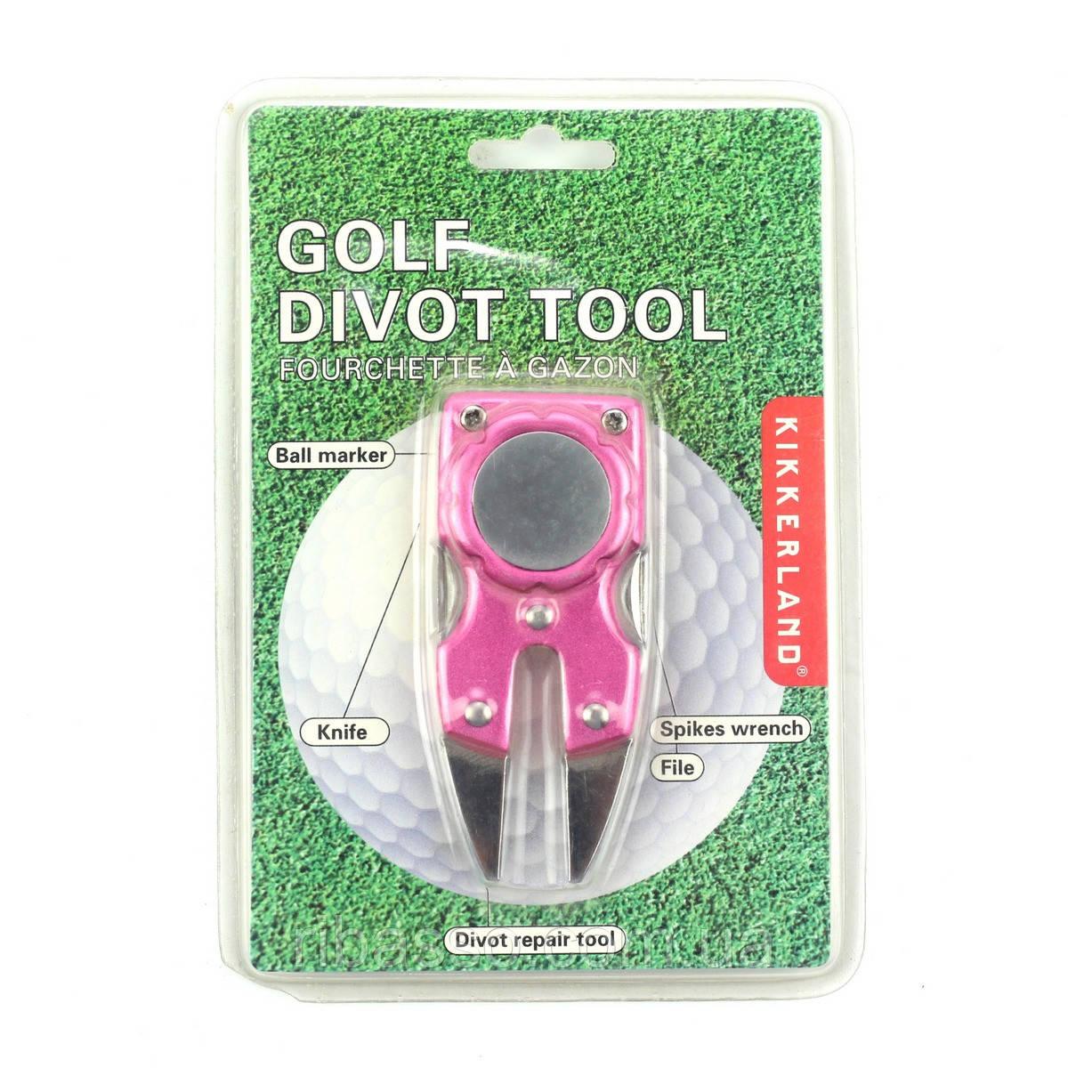 Kikkerland Набір інструментів для кишенькового гольфу