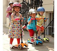 Самокаты трехколесные детские макси