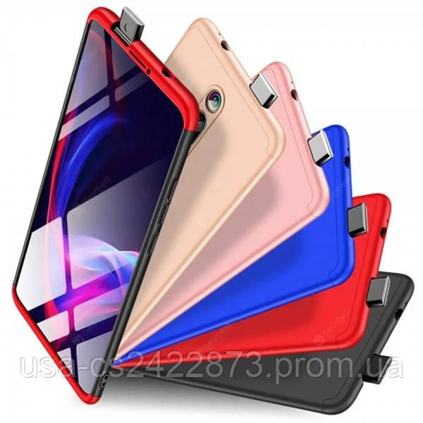 Пластиковая накладка GKK LikGus 360 градусов (opp) для Xiaomi Redmi K20 / K20 Pro / Mi9T / Mi9T Pro