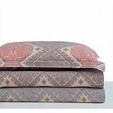Евро комплект постельное белья Tia Simple Living Arya 200X220 см. (TR1005643), фото 3