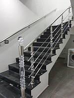Лестница из стекла 39, фото 1