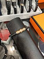 Браслет мужской MONT BLANC премиум качество люкс реплика копия