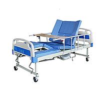 Медицинская кровать с туалетом MIRID E30 Функциональная кровать. Кровать для реабилитации. Для инвалида., фото 1