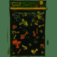 Клейонка 57х73 ПВХ 1008 Бусинка