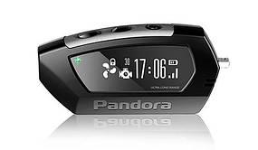 Брелок Pandora LCD D010 black