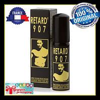 Спрей-пролонгатор для чоловіків Retard 907, 25ml, ОРИГІНАЛ Франція + ПОДАРУНОК!!!