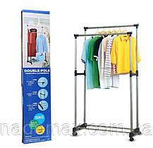 Вешалка для одежды Double Pole Small, фото 3