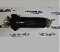 Гидроцилиндр подъема кузова ЗИЛ 3-х штоковый 554-8603010-27, ГЦ 111.02.016-02