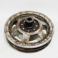 Шків відбійного бітера 54-2-82В (алюміній) Нива СК-5