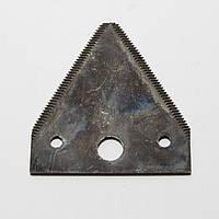 Сегмент жатки Нива Н.066.02 нож режущего аппарата комбайна