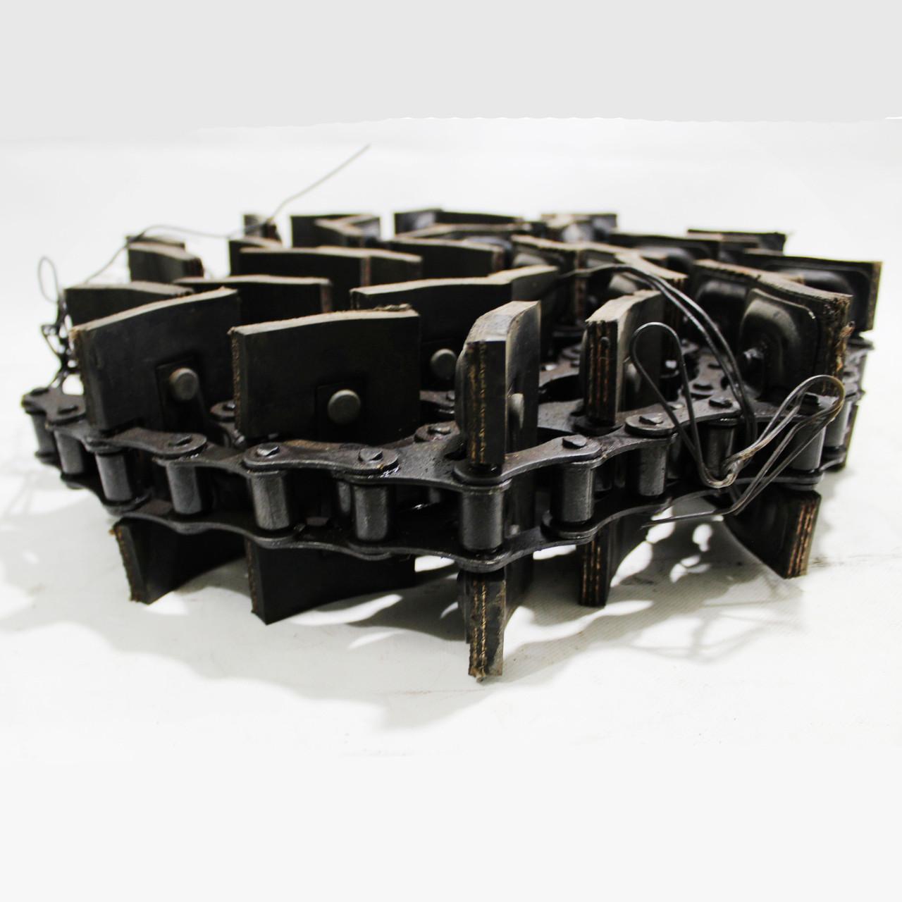 Транспортер зернового елеватора ланцюгової СК-5М НИВА 01.168.000 41 шкребок