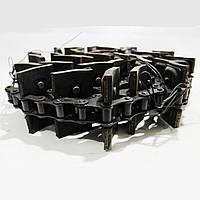 Транспортер зернового елеватора ланцюгової СК-5М НИВА 01.168.000 41 шкребок, фото 1