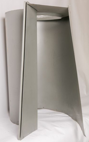 Кожух вентилятора НИВА 54-2-18-2Б