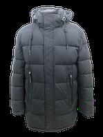 Куртка мужскаяз зимняя DSG dong 6527L 62 Черная