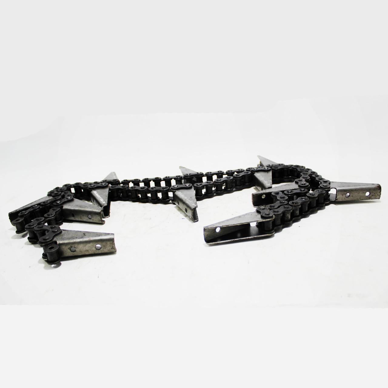 Транспортер стеблей (цепь ПСП-10) ПСП-10.01.00.300