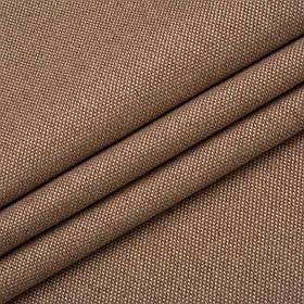 Ткань для обивки мебели рогожка Багама песочного цвета