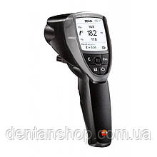 Пирометр термогигрометр Testo 835-H1 (-30…+600 °C; 0…100 %) D:S 50:1. EMS 0,10-1,00. Германия