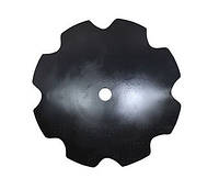 Диск борони БДТ-7 «Ромашка» борированная сталь ПИЛЬНУЮ 01.405-Б Велес-Агро
