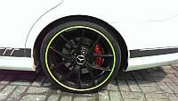 Защита литых дисков R16, R17, R18 (все цвета)