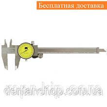 Штангенциркуль индикаторный ШЦК-І-300 (±0,03) Госреестр Украины №У1987-95 (производства Украина)