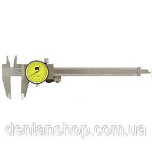 Штангенциркуль индикаторный ШЦК-І-150 (±0,03) Госреестр Украины №У1987-95 (производства Украина)
