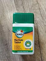Харитаки Занду, Haritaki Zandu, 40 таблеток, фото 1