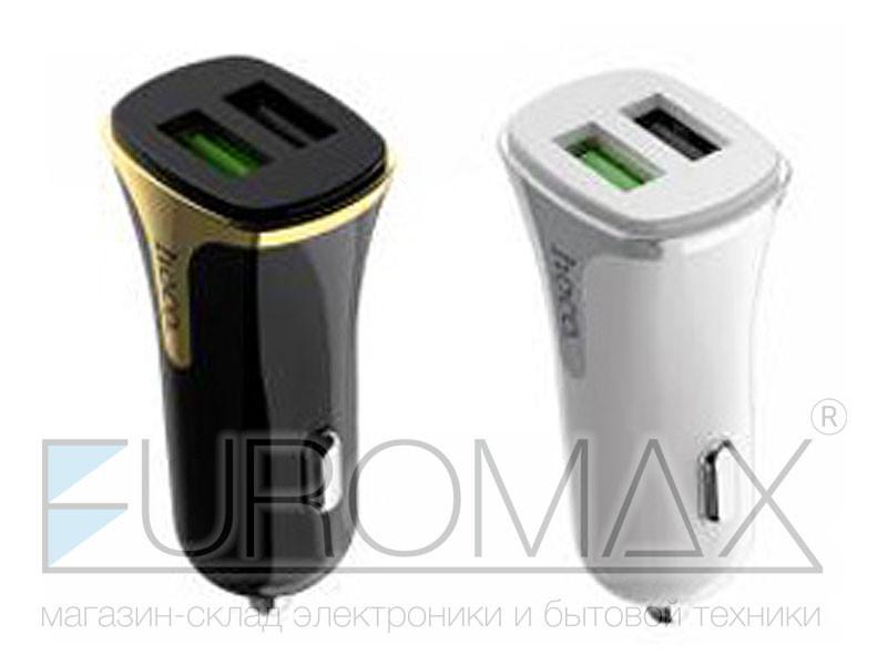 Зарядное устройство 12В USB Hoco 70шт Z31