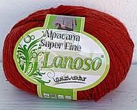 Lanoso Alpacana Super Fine терракот № 958