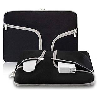 Case MacBook Air 13 Zipper Black