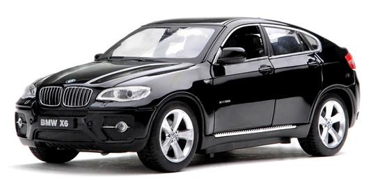 Машинка р/у 1:24 Meizhi лиценз. BMW X6 металлическая (черный) - Интернет магазин КАЙФ в Киеве