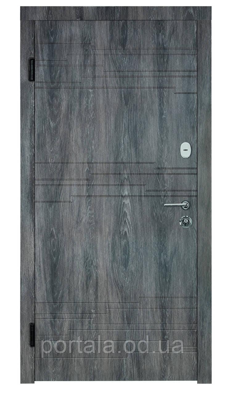 """Входная дверь """"Портала"""" (серия Элегант NEW) ― модель Эстепона 3"""