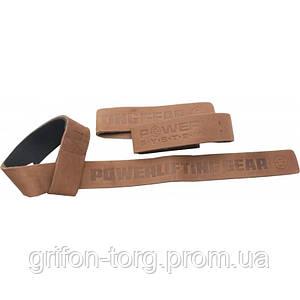 Шкіряні лямки Power System Leather Straps PS-3320