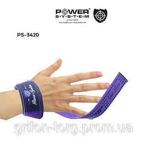 Кистьові ремені Power System G-Power Straps PS-3420 Purple