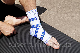 Голеностоп Power System Ankle Support Pro PS-6009 L/XL Blue/White, фото 3