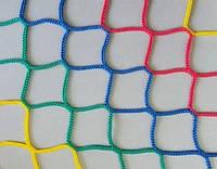 Безузловые сетки S4S - заградительные и спортивные