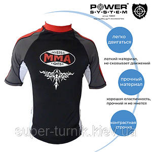 Рашгард Power System 004 Scorpio S Red/Black