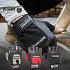 Перчатки для фитнеса и тяжелой атлетики Power System Power Plus PS-2500 XXL Black/Grey, фото 3