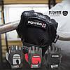 Перчатки для фитнеса и тяжелой атлетики Power System Power Plus PS-2500 XL Black, фото 5