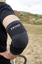 Налокотник Power System Elbow Support PS-6001 XL Black/Grey, фото 2