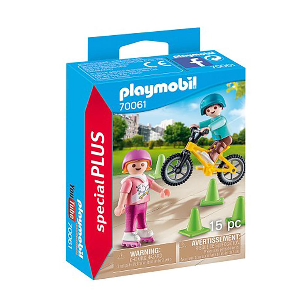 """Ігровий набір """"Діти в парку"""" Playmobil (4008789700612)"""