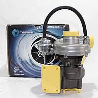 Турбокомпресор ТКР 6.1-01 з клапаном турбіна Д-245, Зіл аналог С14-194-01, 14-197-01 (вир-во ТУРБОКОМ)