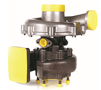 Турбокомпрессор ТКР-9-12-10 левый турбина ЯМЗ-8501 (пр-во ТУРБОКОМ)
